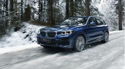 不惧风雪 时刻安心 智能四驱护驾 BMW X家族从容纵穿雪域