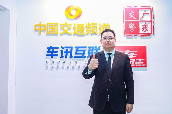 专访启辰广州番禺迎宾店总经理郭辰腾先生