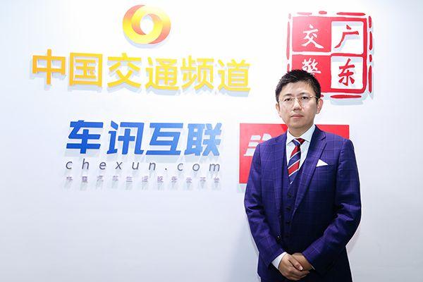 专访中国正通汽车保时捷品牌总暨广州番禺保时捷中心总经理刘蕴知