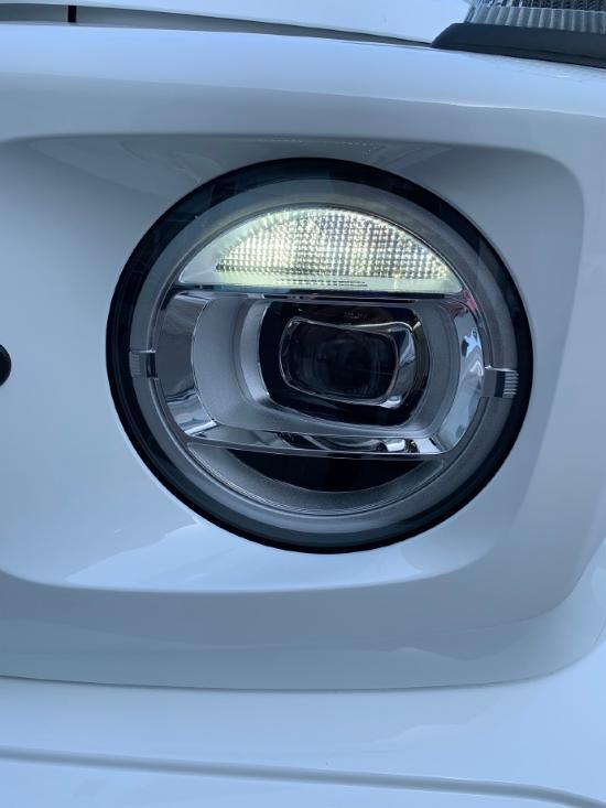 2020款奔跑G500以复活气力写就传奇新篇价格