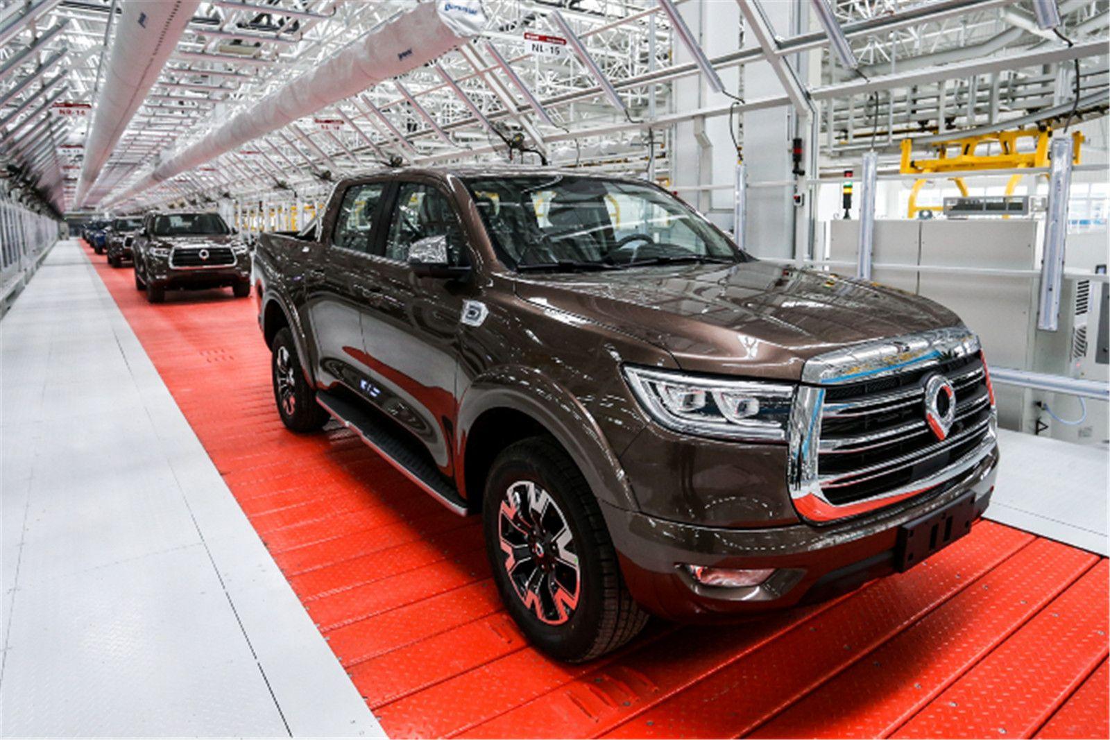长城炮成新增长点  1-11月长城汽车销量突破95万辆