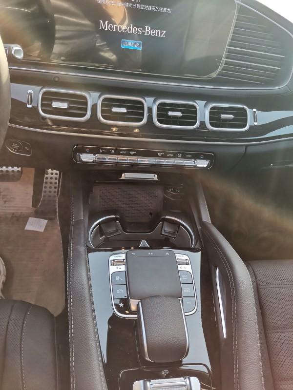 最新平止进口2020款奔跑GLS450周全接管预