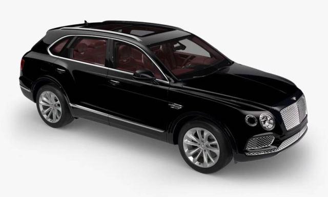 2019款宾利加越豪华顶级SUV 十仲春优惠