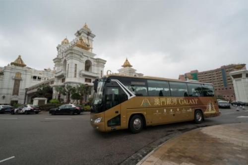 """澳门巴士二十年,交通巨变中的""""英雄本色"""""""