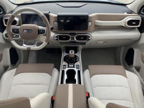 最前卫的国产SUV,颜值内饰完爆合资,能否实现销量口碑双丰收?