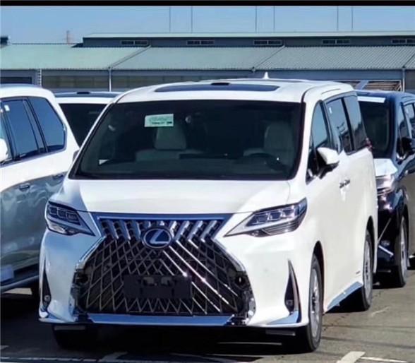 豪车来袭全新进口雷克萨斯LM300性能配置价