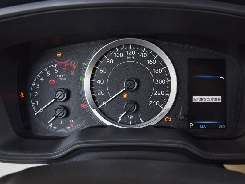经典家轿如何选 盘点第12代卡罗拉车型配置