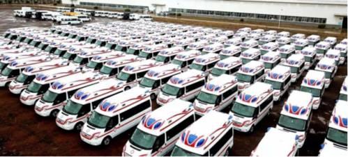 福特中国责任担当,为抗击疫情保驾护航