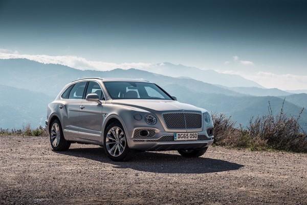 2020款宾利添越图片赏析 高端豪华SUV