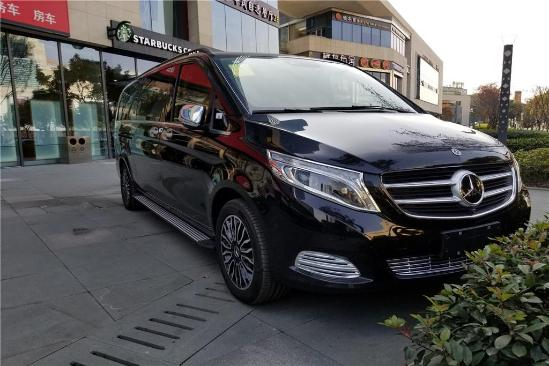 江苏南通奔驰v260七座商务车专卖