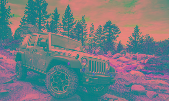 Jeep牧马人 喜欢SUV车型的消费者对于牧马人都不陌生