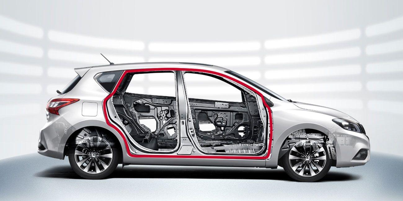 优惠2万起 10万预算两厢家轿 骐达1.6L智享版综合表现物有所值