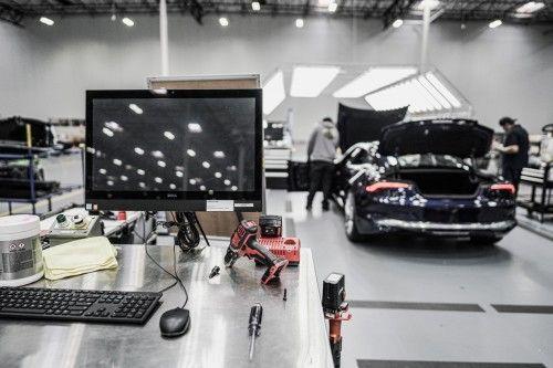 高质量的汽车,你以为只取决于生产线水平?