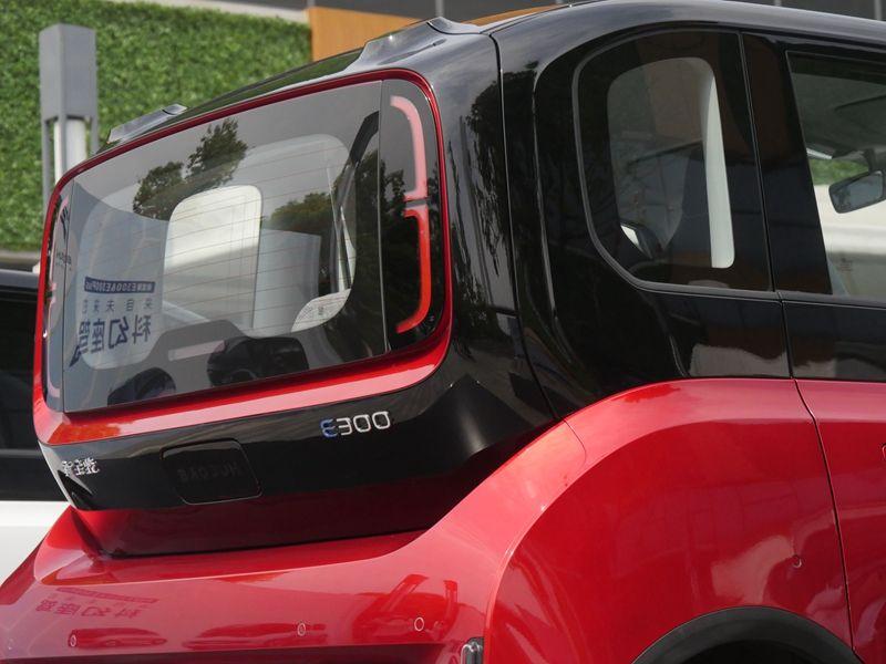 新宝骏E300与E300Plus上市 6.48万元-8.48万元