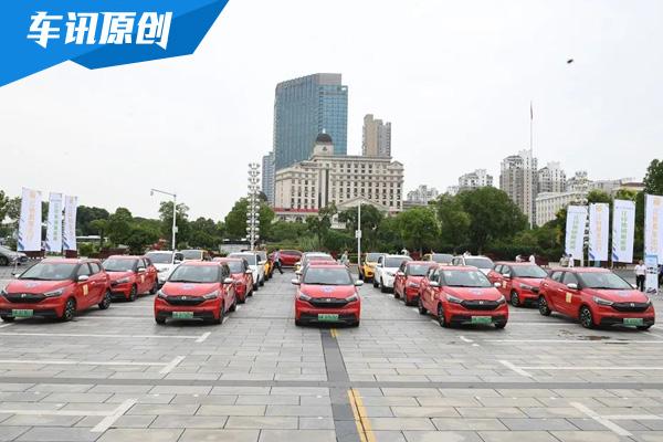 将投放两款车型 江铃与南昌市开展共享用车启动仪式(二期)