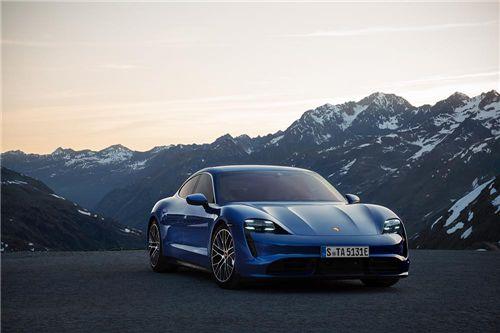 全新保时捷 Taycan:以可持续的创新设计,开启跑车的纯电未来