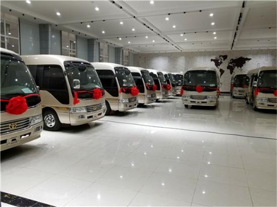 丰田考斯特中巴车11座~北京现车价格 _车讯网chexun.com-车讯网