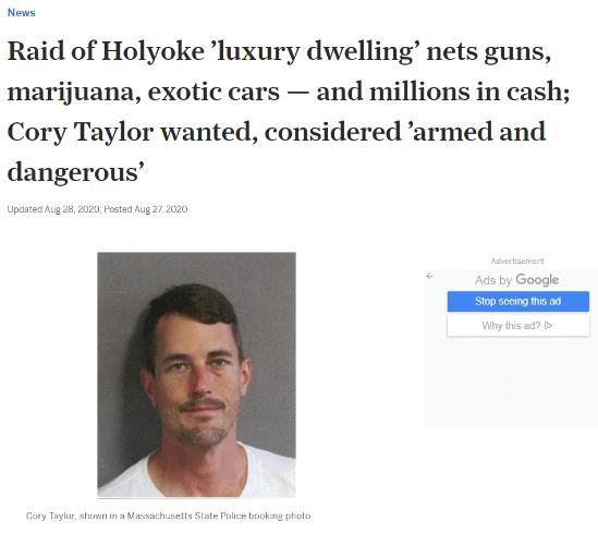都说玩车花钱如吸毒,还真有人靠贩毒来养自己的车库