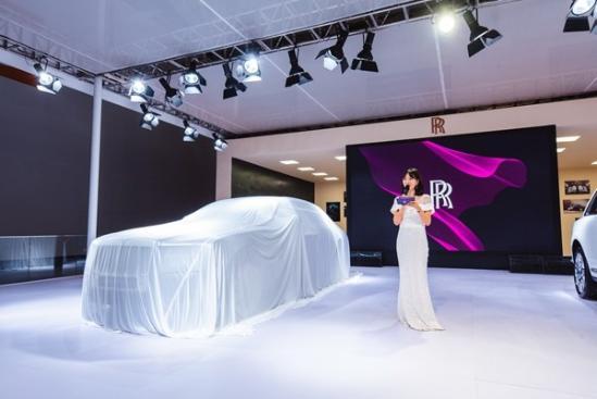 以至简,炼不凡 劳斯莱斯全新古思特加长版西安车展发布