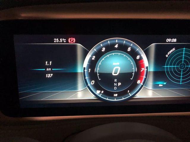 进口2020款奔驰S450加长版轻松畅享旅行