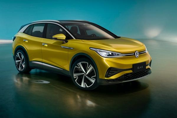 上汽大众首款纯电动车开启预订 预订价25万元