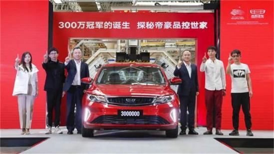千万用户口碑之选,这才是中国汽车的实力标杆!