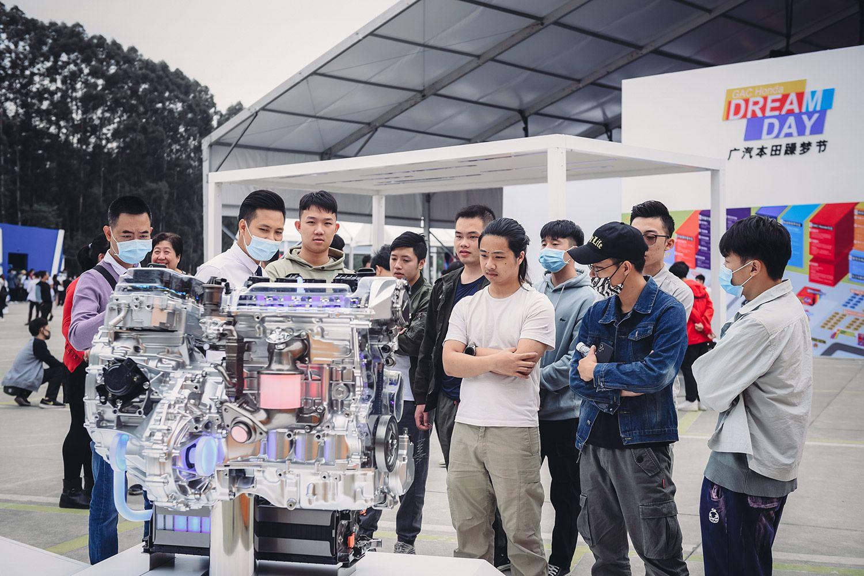 2020广汽本田躁梦节和粉丝共创车生活趣世界