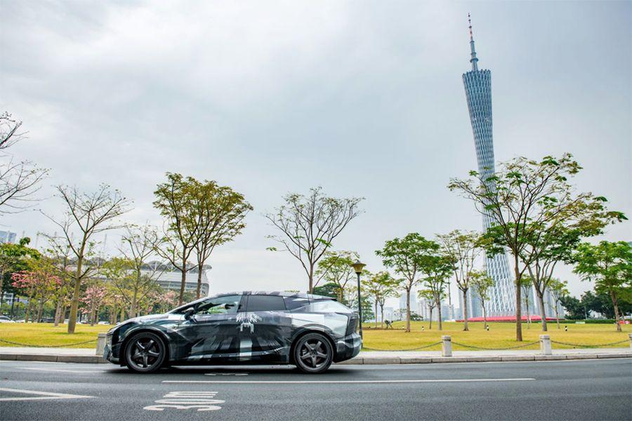 高合HiPhi X空降广州 带您领略TECHLUXE®科技豪华全新体验