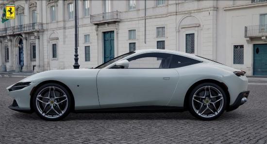 法拉利Roma超级跑车性价比最高现车优惠