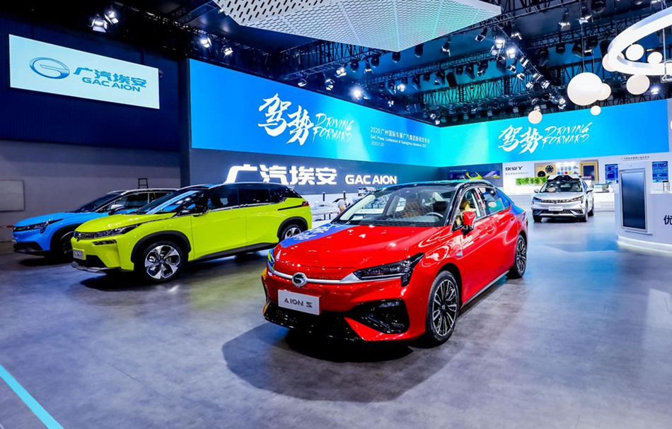 广汽埃安品牌独立,出身传统车企的造车新势力投资价值几何?