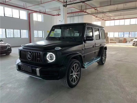 20款奔驰G63AMG现车性能测试报表 _车讯网chexun.com-车讯网