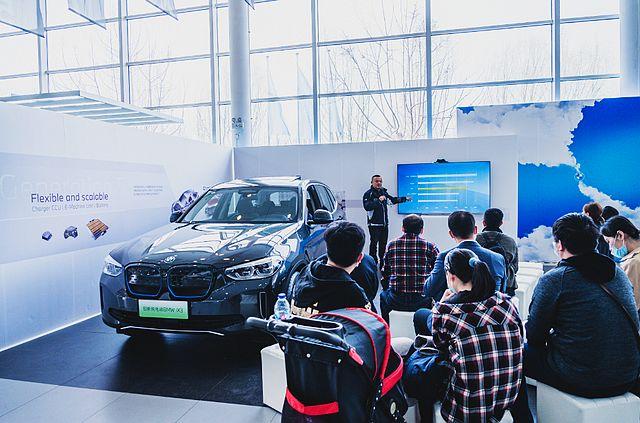 创新纯电动BMW iX3体验日活动完美收官