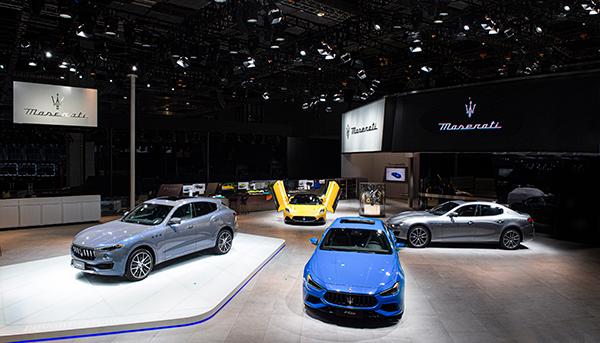 瑪莎拉蒂首款混動SUV 新Levante 鋒芒版全球首秀
