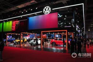 大众汽车在2021上海车展看点:6款新车中有3款是全球首发