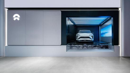 白话车展:蔚来发布Power North计划,旗舰轿车ET7车展首秀