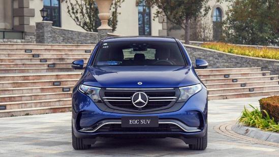 1万多的自适应巡航安排上了,新款奔驰EQC有啥亮点?