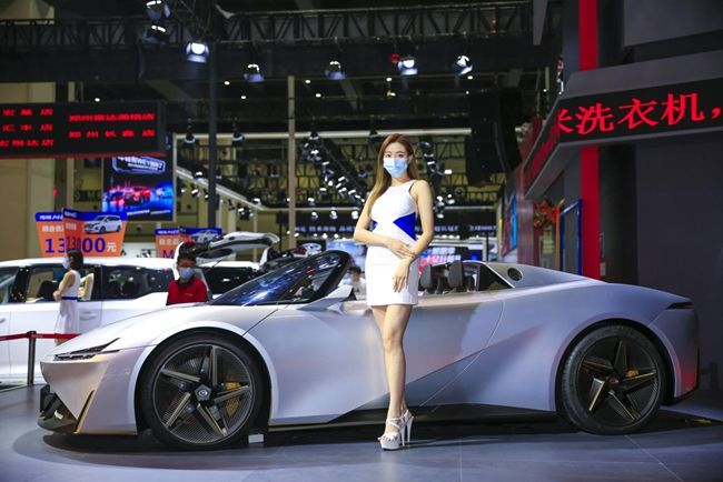 2021第十四届郑州国际车展11月4日盛装启幕!