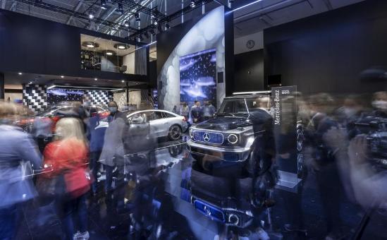 2021慕尼黑车展,与往届相比有哪些变化?