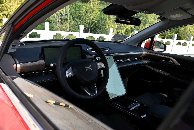 """百变空间、突破""""车""""的定义 小鹏P5 600P试驾体验"""