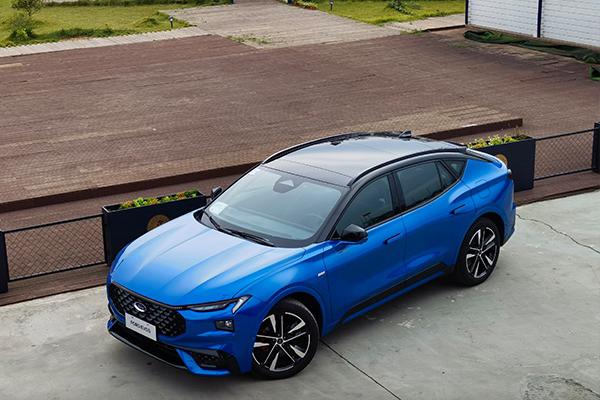 22.78萬起福特中型轎跑SUV,6.6秒破百,能比途觀L更好賣嘛?