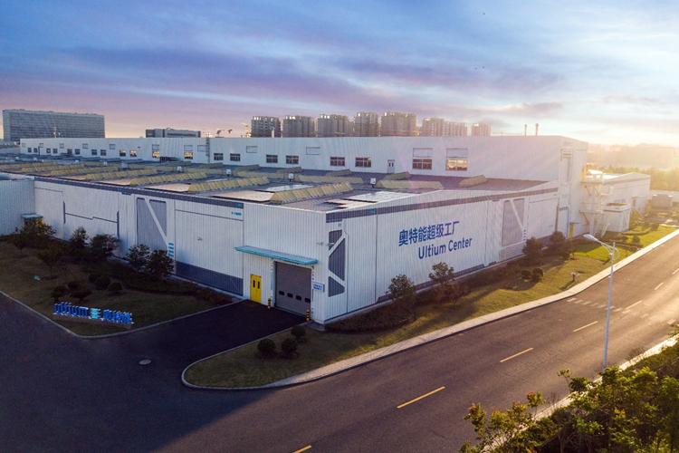 上汽通用汽車超級工廠竣工 用于三大品牌電動車生產