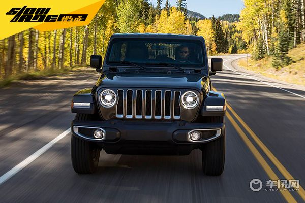 Jeep牧马人将只引进2.0T版本车型